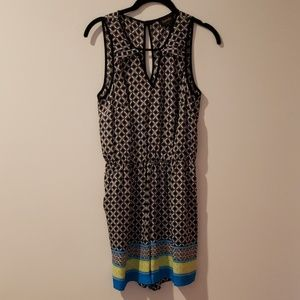 NWOT Romper by laundry Shelly Segal sz 6